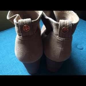 Tory Burch Shoes - Tory Burch Suede Boots Size 10
